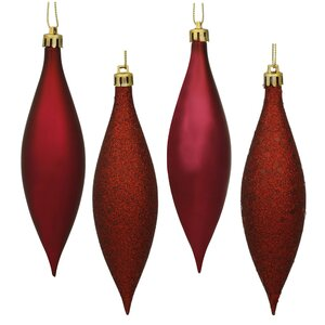 Drop Assorted Christmas Ornament (Set of 8)