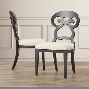 Rossetti Upholstered Dining Chair (Set Of 2) Read Reviews