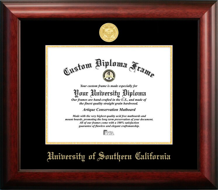 Campus Images Ncaa Gold Embossed Diploma Picture Frame Reviews