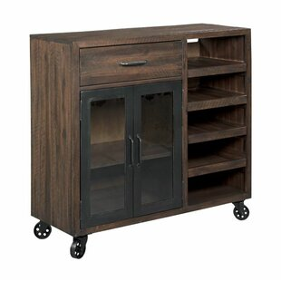 Evie Trolley Bar Cabinet