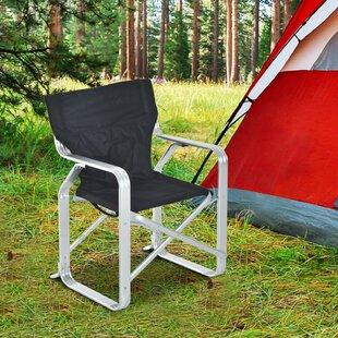 Bever Lightweight Aluminum Folding C&ing Chair & Light Weight Folding Chairs | Wayfair