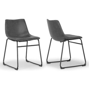 Adan Side Chair (Set of 2) by Glamour Hom..