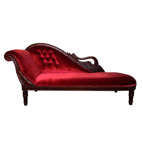 D art collection swan chaise lounge reviews wayfair for Baby chaise lounge