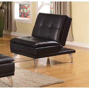 A&J Homes Studio Frasier Convertible Chair