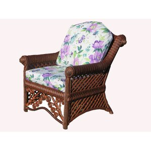 Gazebo Armchair by Spice Islands Wicker