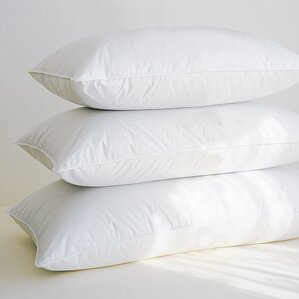 Supremium Extra-Fill Hungarian 100% Down Pillow by Warm Things