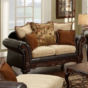 Chelsea Home Trixie Loveseat