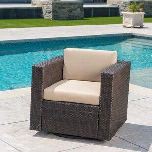 Rattan Swivel Chair Cushions | Wayfair