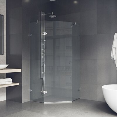 Find The Perfect Shower Stalls Amp Enclosures Wayfair