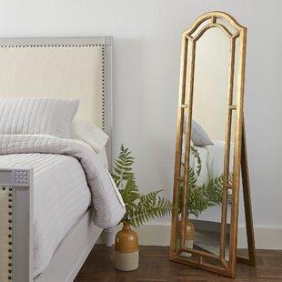 Charming Browning Floor Mirror
