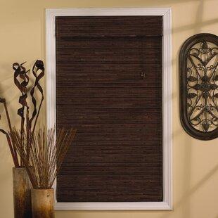 wood roman shades. Semi-Sheer Cocoa Roman Shade Wood Shades W