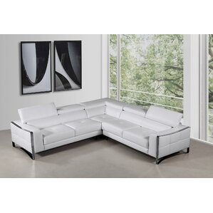 Conerly Reclining Sectional by Orren Ellis