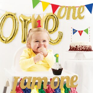 First Birthday Party Decoration Kit