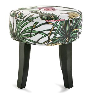 Hocker Tropical von Hokku Designs