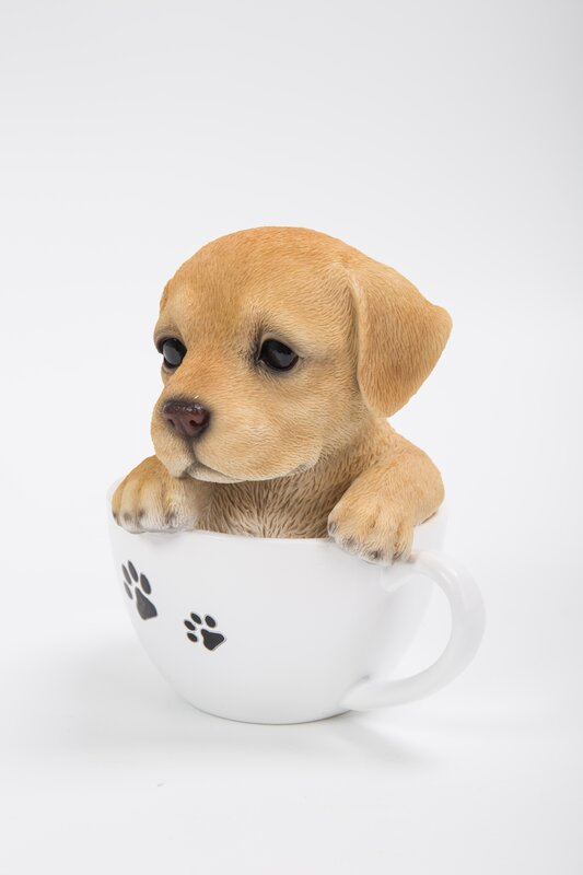 Hi Line Gift Ltd Teacup Labrador Puppy Statue Amp Reviews