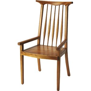 Olivos Solid Wood Dining Chair by Corriga..