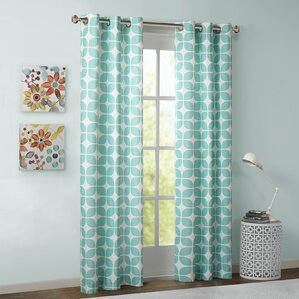 Young Room Darkening Curtain Panels Set Of 2