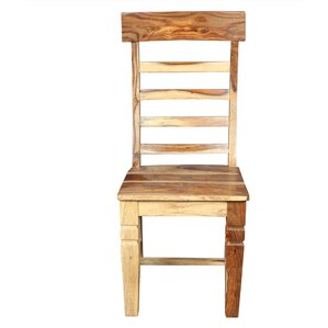 Taos Solid Wood Dining Chair by Porter International Designs
