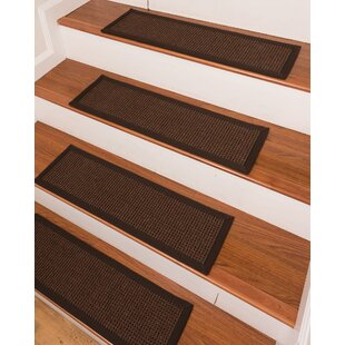 Coatesville Brown Stair Tread (Set Of 13)