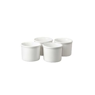 Round Ceramic Ramekin (Set of 4) by Denby