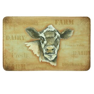 Prudence Dairy Cow Kitchen Mat