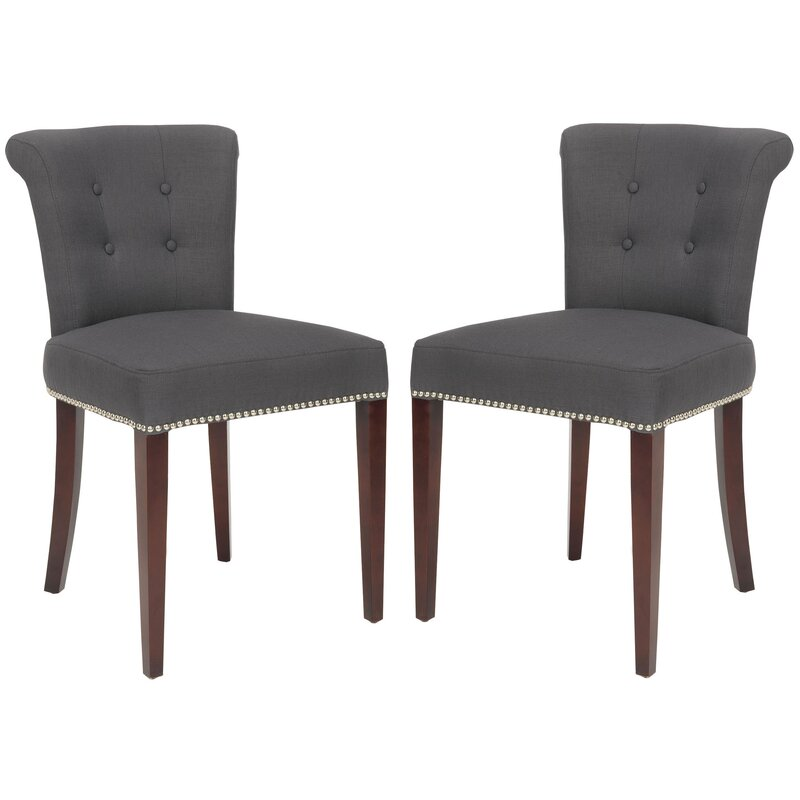 Arion Ring Upholstered Dining Chair