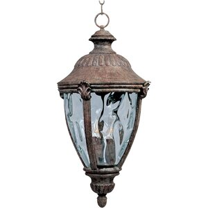 Velma 3-Light Outdoor Hanging Lantern