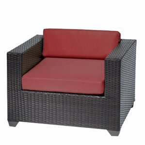 Belle Club Chair With Cushions Good Looking