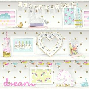 Kids\' Wallpaper & Children\'s Nursery Wallpaper You\'ll Love | Wayfair ...