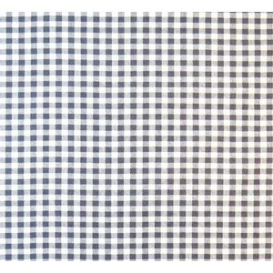 Gingham Check Fitted Bassinet Sheet