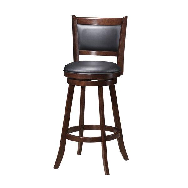 bar wooden swivel with stools backs l best wood stool