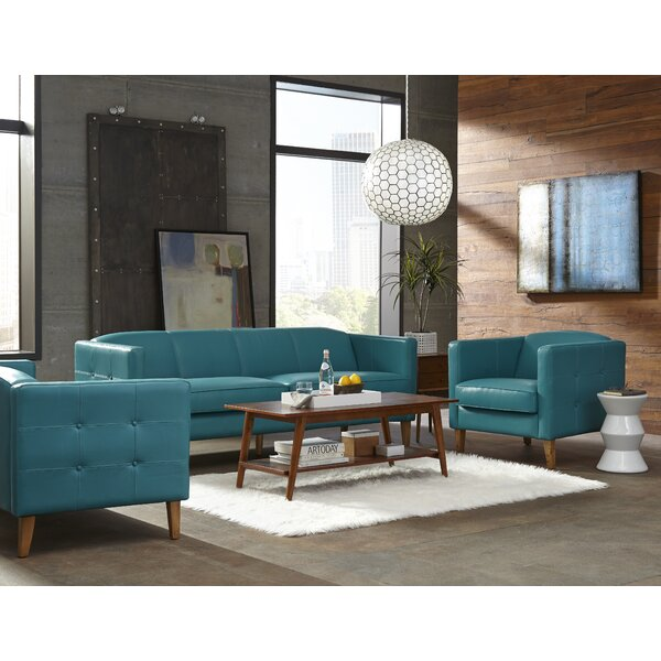 Lazzaro Leather Miami Living Room Collection Reviews Wayfair