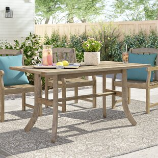 Manchester Solid Wood Dining Table