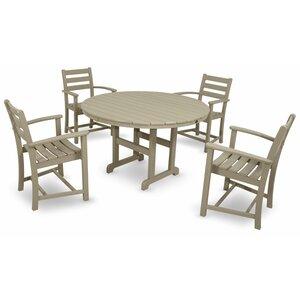 Monterey Bay 5 Piece Dining Set