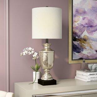 Gold Mercury Glass Lamp Wayfair