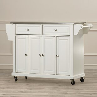 Kitchen Carts (Portable) White Kitchen Islands & Carts You ...