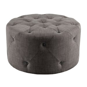 Hesser Ottoman by Three Posts