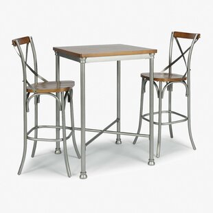 Enno Quartz Top 3 Piece Pub Set