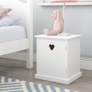 Love Hearts Nightstand by Viv   Rae