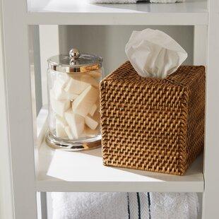 Wicker U0026 Rattan Bathroom Accessories