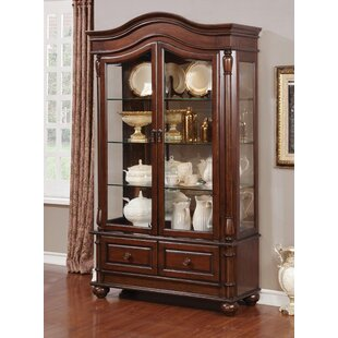 Merveilleux Hirano Traditional Dining Hutch