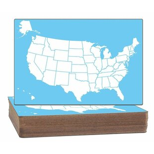 Lap Board Boards Youll Love Wayfair - Dry Erase Blank Us Map