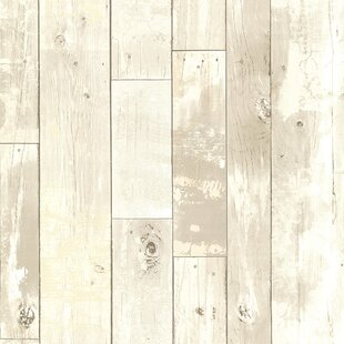reclaimed wood wallpaper wayfair