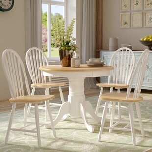 Gennevilliers 5 Piece Dining Set Purchase