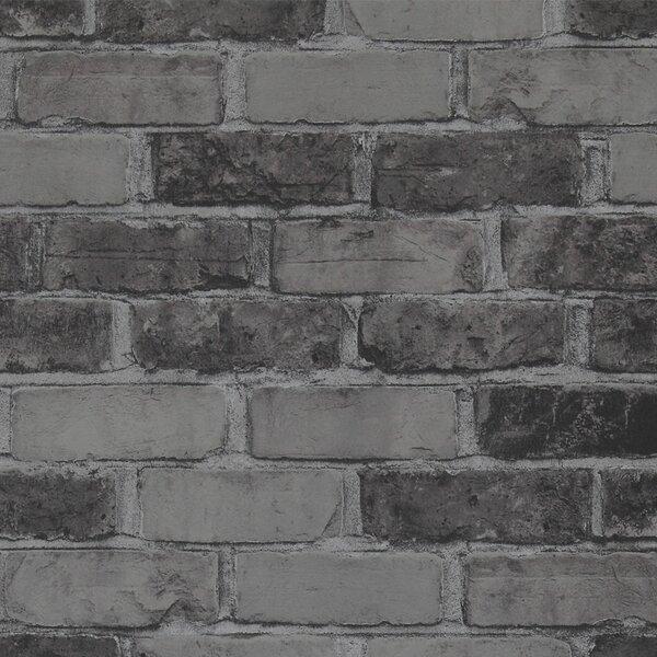 Walls Republic 32 97 X 20 8 Quot Faux Running Brick Wallpaper