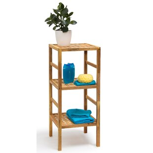 35.5cm x 85cm Freestanding Shelving by Relaxdays