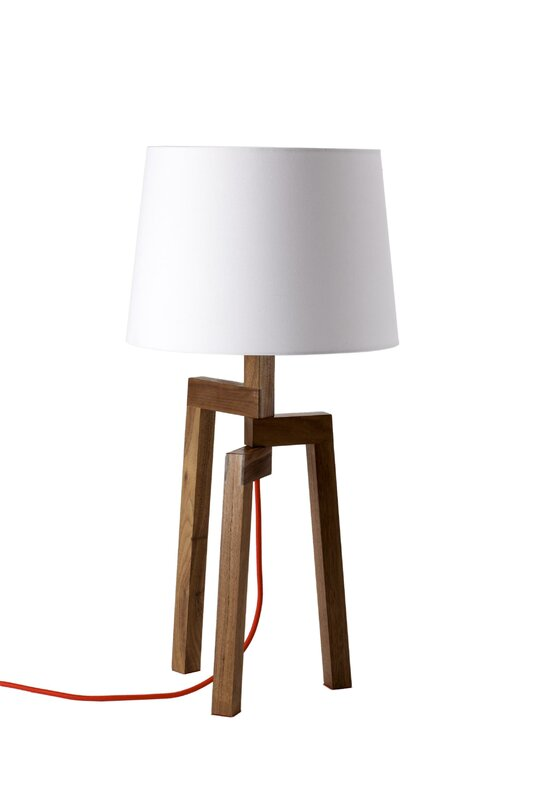 Stilt 28 tripod table lamp reviews allmodern stilt 28 tripod table lamp aloadofball Images