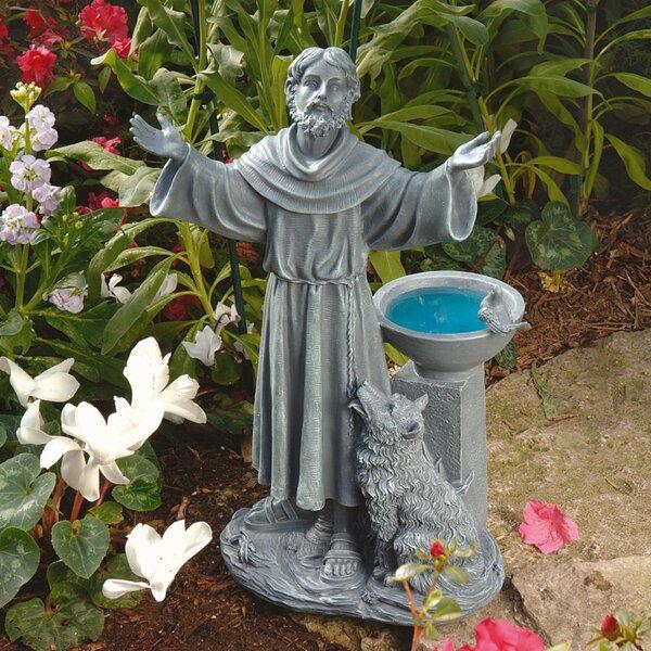 Wayfair Garden Statues: St Francis Garden Statue