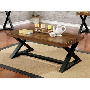 Stahl Industrial Coffee Table