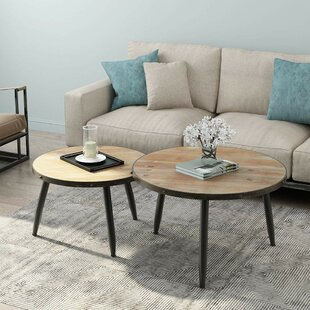 Stools Round Coffee Tables You Ll Love Wayfair